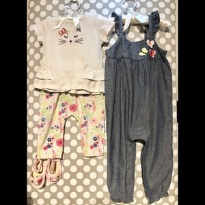 Gymboree - Mix and Match Outfit with Shoes